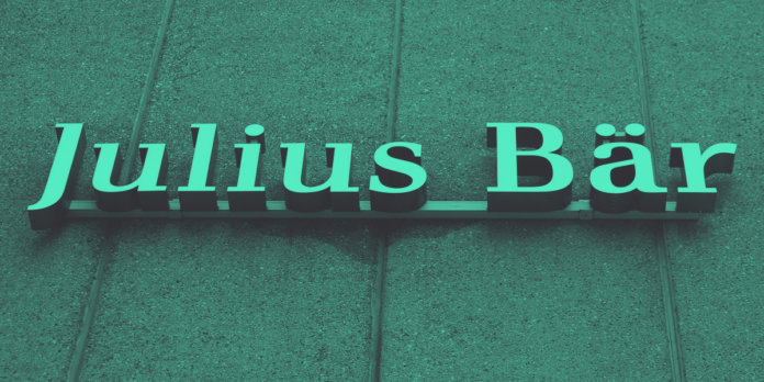 Crypto Investments at Julius Baer Tradition meets Innovation